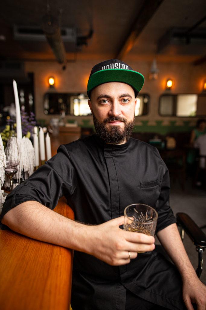 Игорь Бобрицкий шеф-бармен Masters & Margaritas